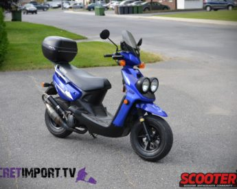 Bws Sport 2Fast 100cc