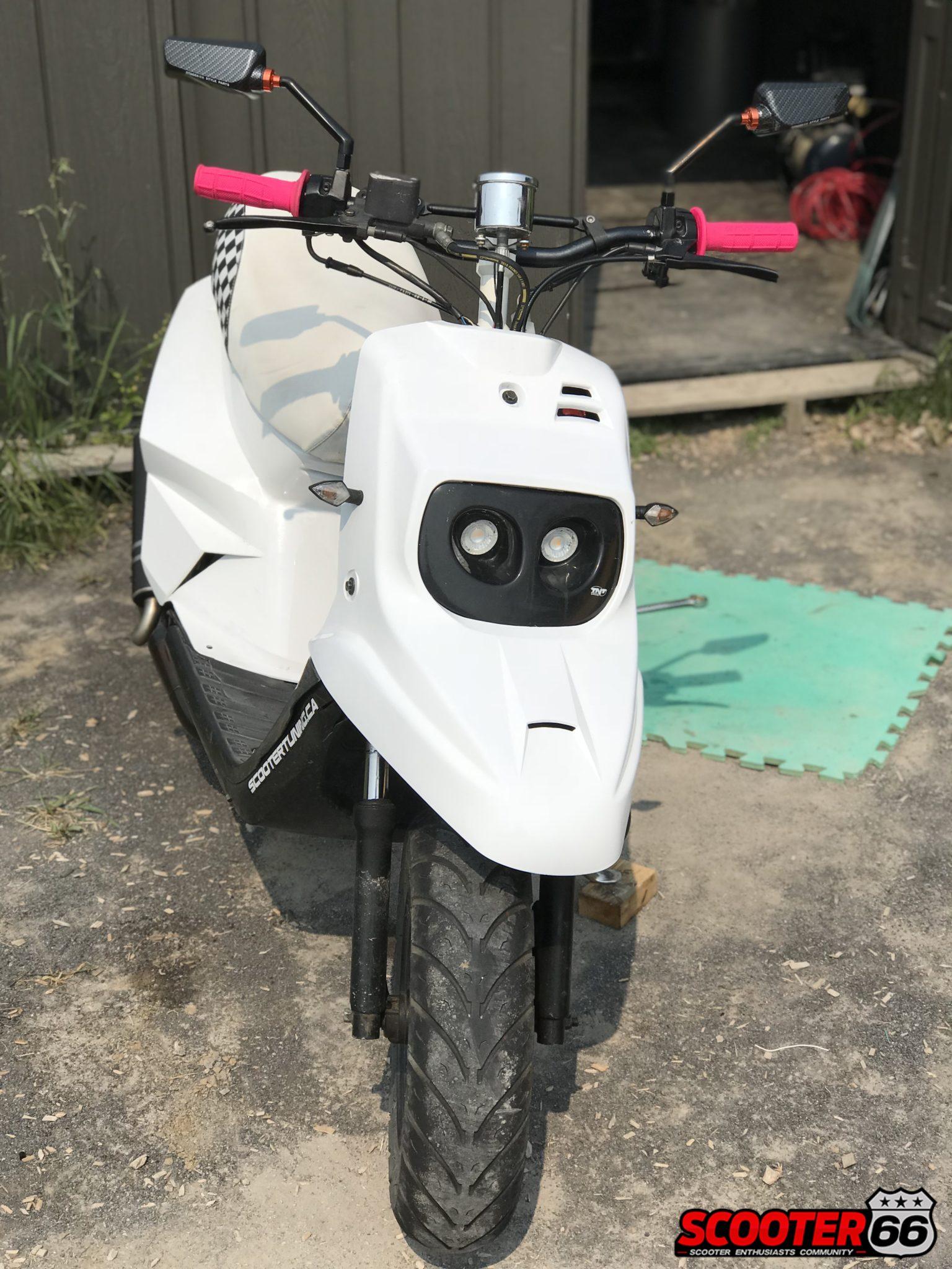 Yamaha bws r ?