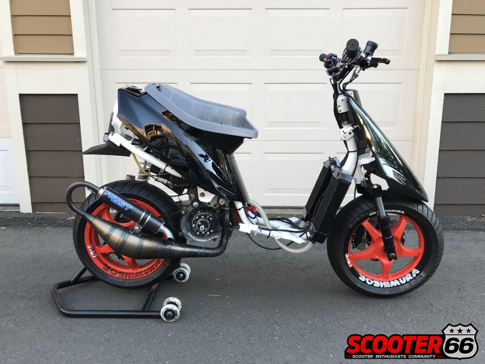 Yamaha Jog / MHR 77
